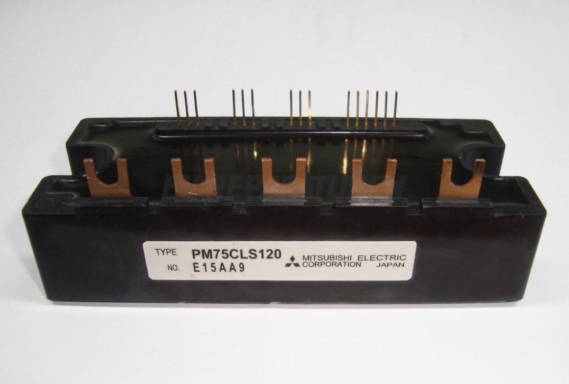 Weiter zum Artikel: MITSUBISHI ELECTRIC PM75CLS120 TRANSISTOR MODULE