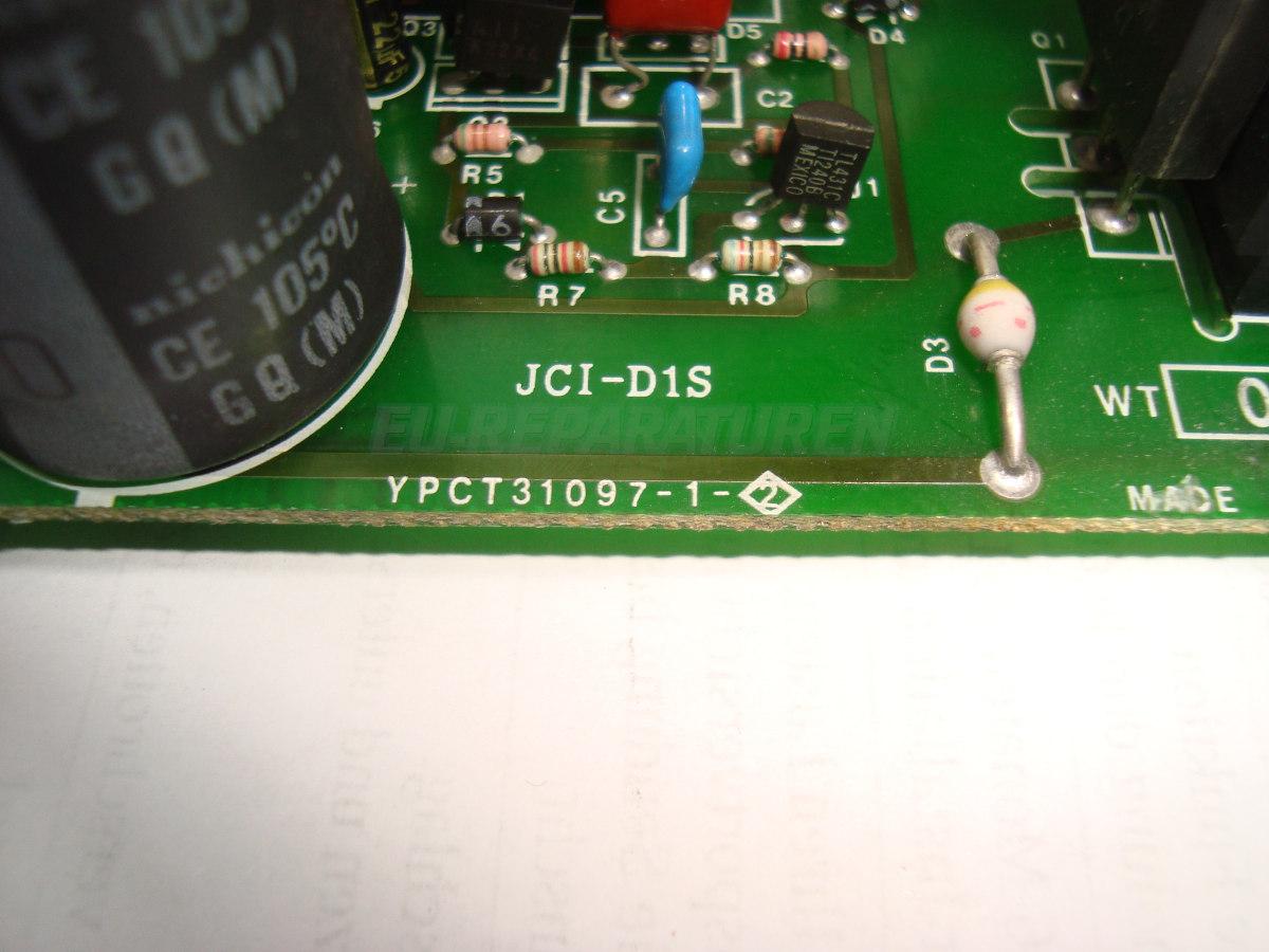 VORSCHAU: YASKAWA YPCT31097-1-2 POWER SUPPLY