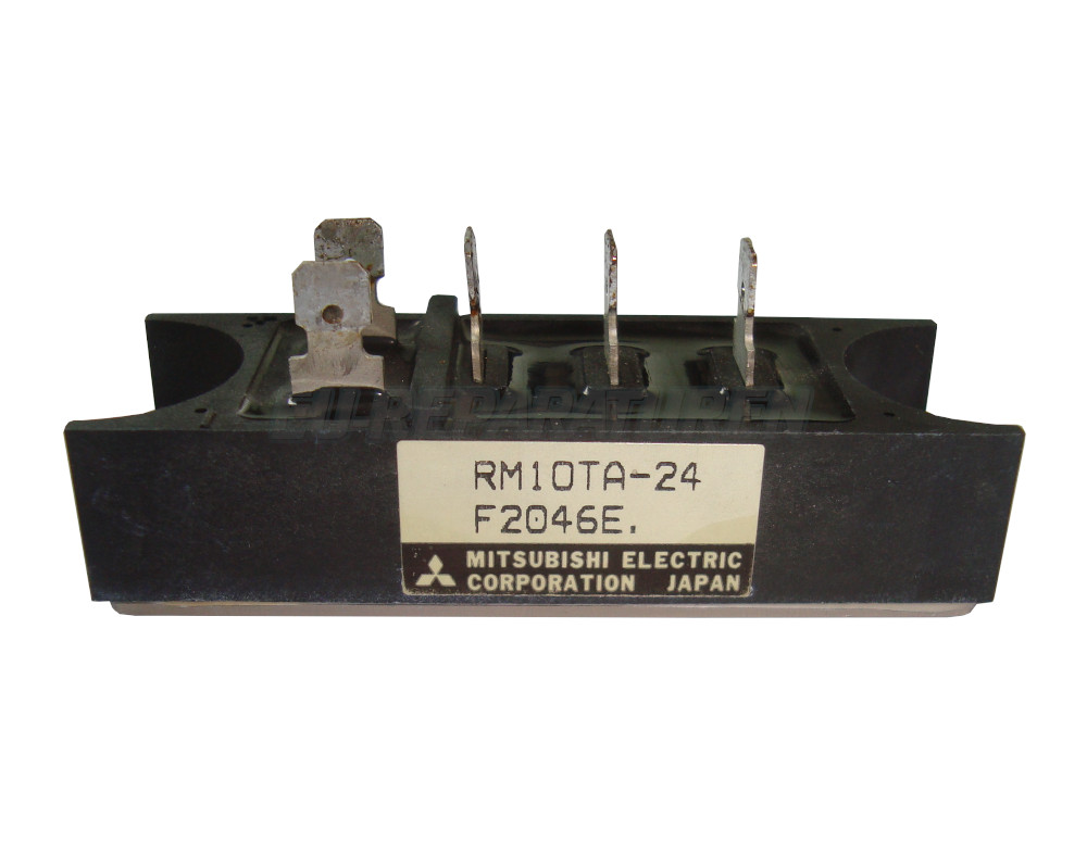 Weiter zum Artikel: MITSUBISHI ELECTRIC RM10TA-24 DIODEN MODULE