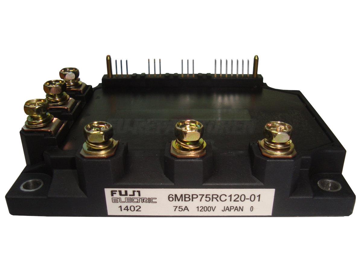 Weiter zum Artikel: FUJI ELECTRIC 6MBP75RC120-01 IGBT MODULE