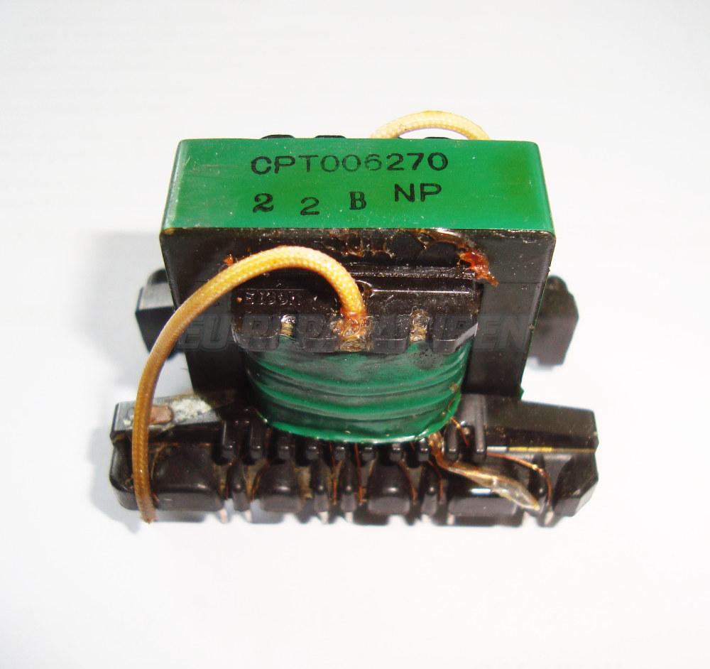 VORSCHAU: YASKAWA CPT006270 TRANSFORMATOR