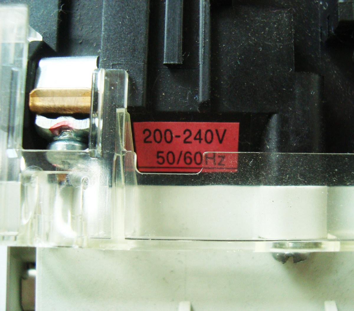 Weiter zum Artikel: MITSUBISHI ELECTRIC S-N65 RELAIS