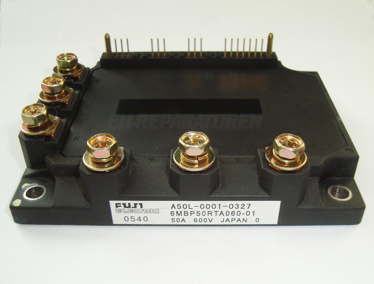 Weiter zum Artikel: FUJI ELECTRIC 6MBP50RTA060-01 TRANSISTOR MODULE