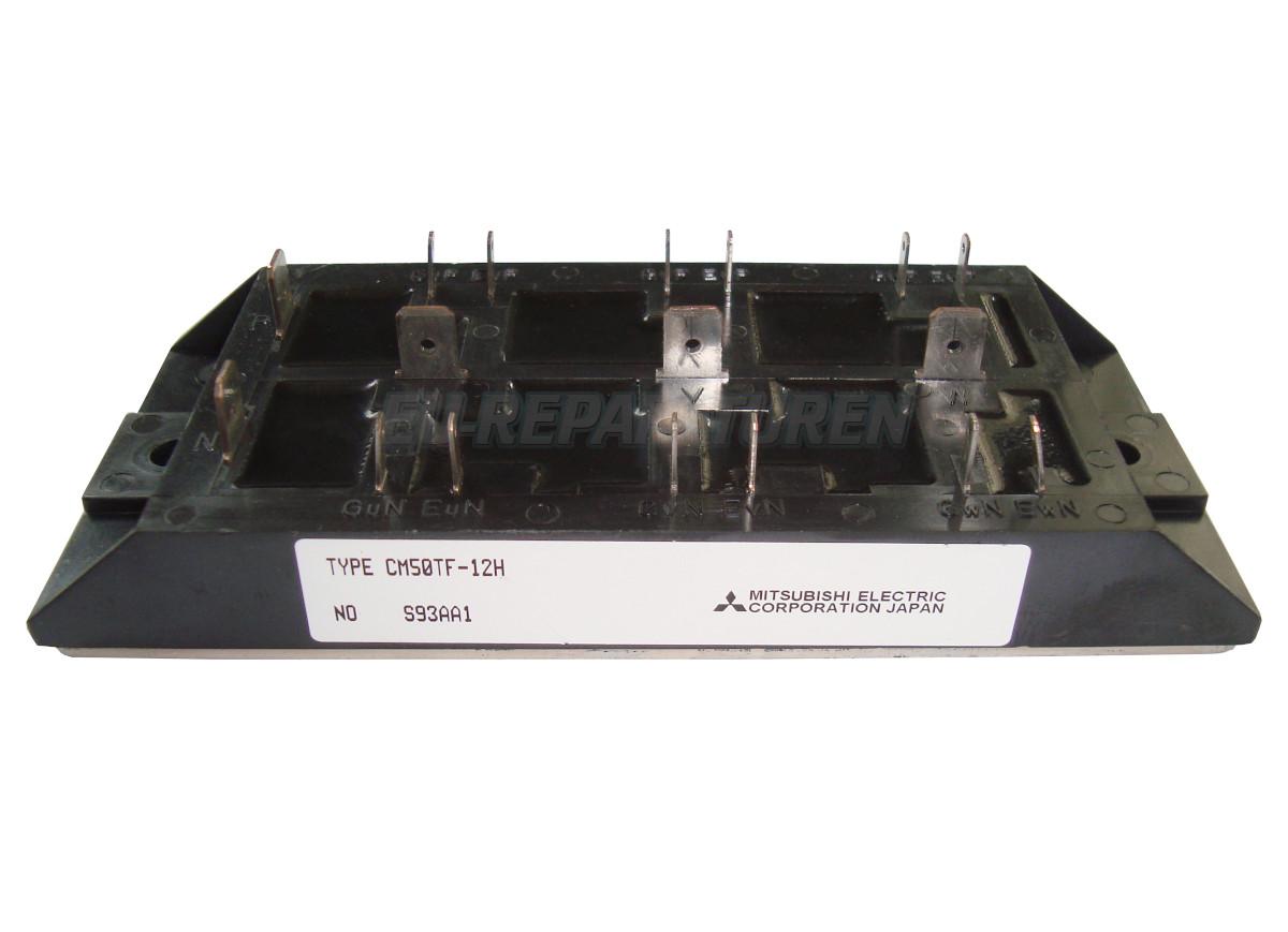 Weiter zum Artikel: MITSUBISHI ELECTRIC CM50TF-12H IGBT MODULE